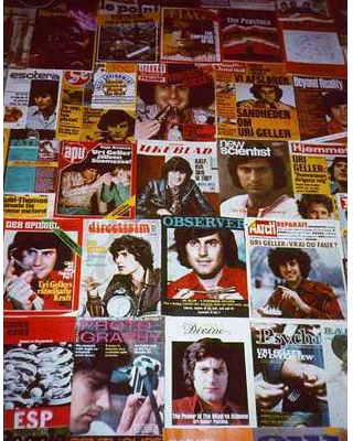 A selection of cover stories from the 70's, 80's and 90's